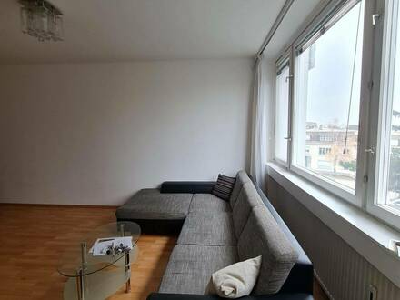Helle topgepflegte,sonnige Einzimmerwohnung in der Goethegasse 5