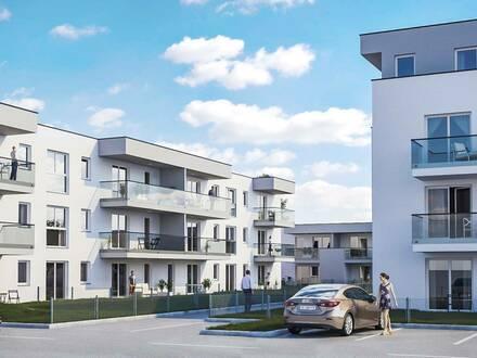 Provisionsfrei ab € 756,- mtl. ohne Eigenkapital, bonitätsabhängig | Werndorf Living | moderne 3-Zimmer-Gartenwohnung