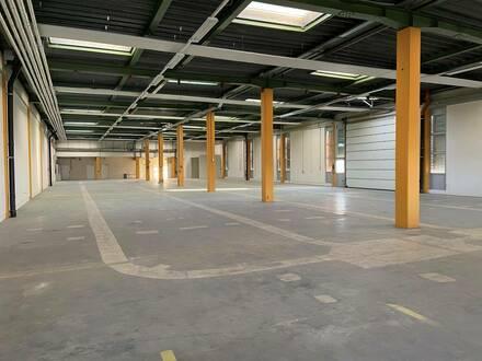 Impulszentrum Mureck: Produktionshalle / Werkstatt, 1.182,02 m²