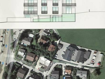 Eugendorf - Neubau - Wohnbauförderung möglich/provisionsfreie 3-Zimmerwohnung mit Garten und Balkon zum Kaufen!!!!