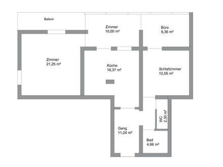 Sonnige Schöne Wohnung in Roppen