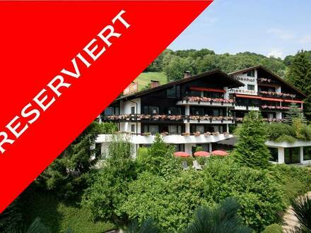 Charmantes Alpenhotel in begehrter Aussichtslage