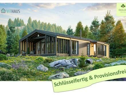 Begehrteste Haus im grünen 106m²