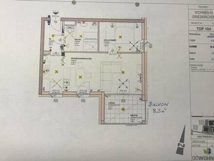 zweizimmmer Wohnung Neubau