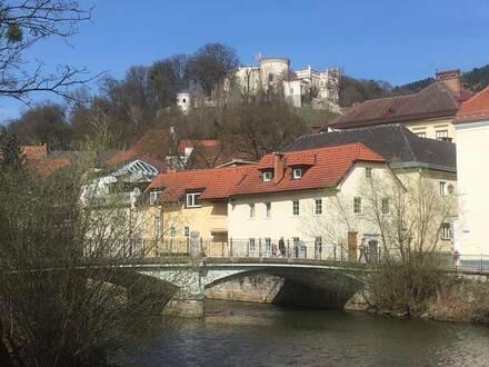 Arbeiten und Wohnen vor den Toren der Altstadt von Wolfsberg