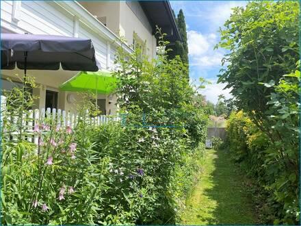 115 m² große Mietwohnung mit großzügigem Privatgarten