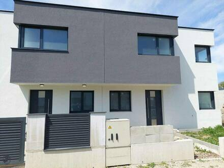 Doppelhaushälfte in Blumau-Neurißhof - Ruheoaße in der Nähe von Wien