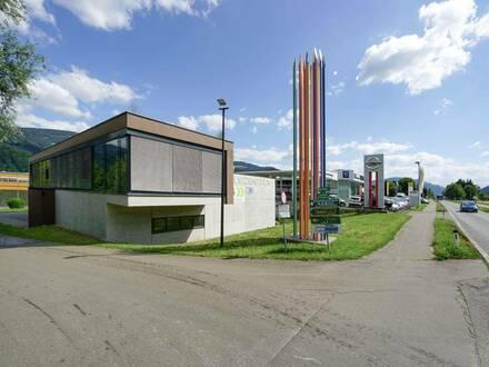 Niklasdorf: 1 Büro im Impulszentrum, 38,58 m²