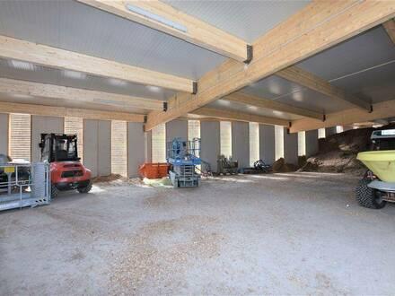 Lagerhalle, Werkstatt, Garage