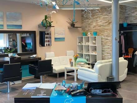 Ihr eigener Friseur Salon – vollausgestattet – sofort beziehbar
