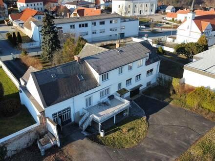 Stadtschlaining: Großes Einfamilienhaus mit möglicher Einliegerwohnung in Zentrumsnähe