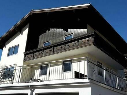 Wohnung im OG eines Zweifamilienhauses