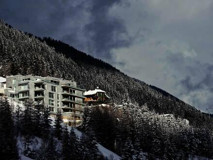 Kappl Residence - Luxuriöses Penthouse in Kappl, Ischgl