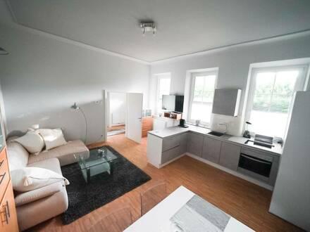 Schöner Wohnen mit modernem Komfort und großer Terrasse - RENOVIERT & PROVISIONSFREI