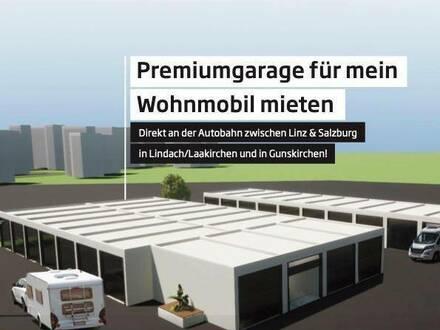Lagerfläche Mieten Premium XXL Garage Mieten