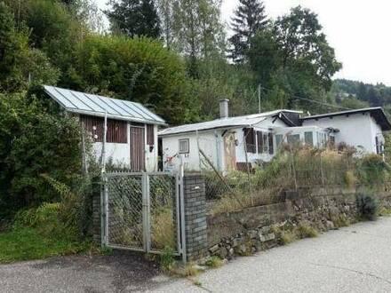 Wohngebäude mit 2 Nebengebäuden am östlichen Stadtrand von Spittal - Stadtteil Edling