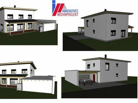 Massive Einfamilienhäuser vom Baumeister – Ein Jahr gratis wohnen