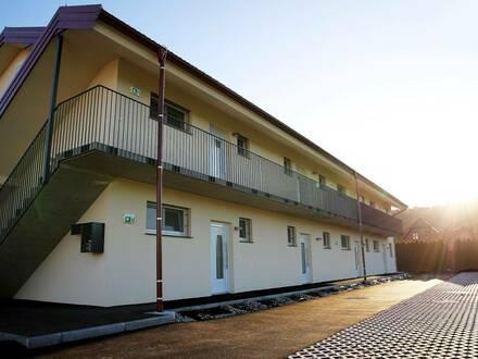 Provisionsfrei ab € 564,28 mtl. ohne Eigenkapital, bonitätsabhängig | Naturnahes Wohnen Tillmitsch | schöne 3-Zimmer-Ga…