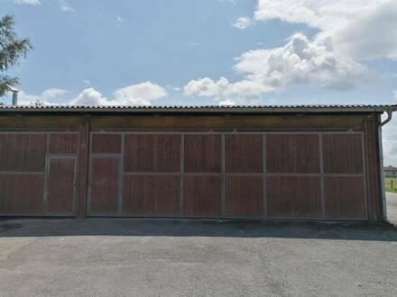 Lagerhalle in Pregarten zu vermieten