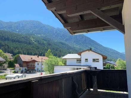 Sonnige 2-Zimmer Wohnung am Achensee
