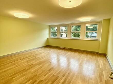 Repräsentativer Firmensitz mit Deckenkühlung- Tiefgarage im Haus-Alle Räume zentral begehbar!