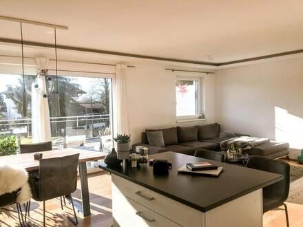 Wohnung mit XXL-Dachterrasse bei Salzburg