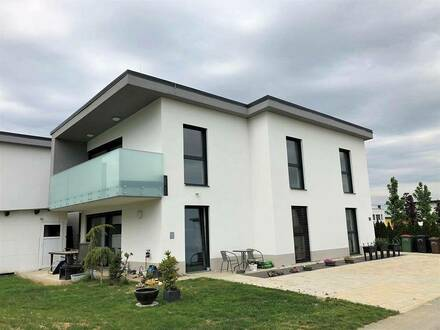 Neubauwohnung in Hartberg mit Carport und Kellerersatzraum!
