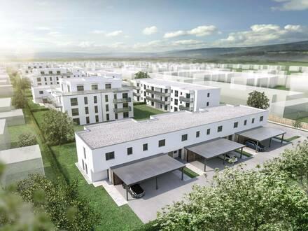 Provisionsfrei ab € 1.000,- mtl. ohne Eigenkapital, bonitätsabhängig | Werndorf Living | luxuriöses Reihenhaus mit Gart…