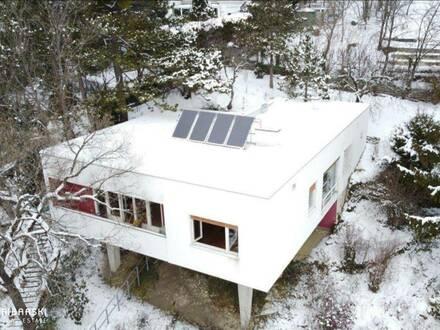 Architektenhaus mit spektakulärem Ausblick! Entdecken Sie eine außergewöhnliche Liegenschaft in begehrter Badener Bestl…