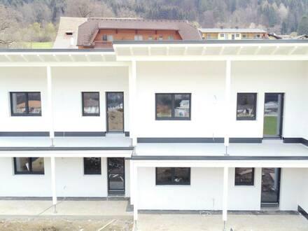 Neubau mit Garten und Seeblick