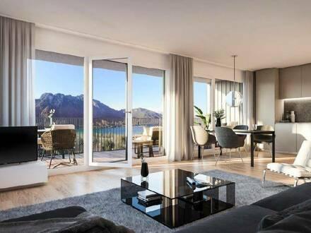 Penthousewohnung in Top-Lage hoch über dem Achensee inkl. 30 Quadratmeter Südterrasse - Top 7