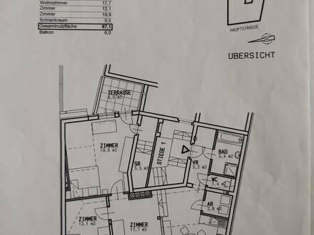 PROVISION FREIE Wohnungen 87m2 dringend Nachmieter gesucht
