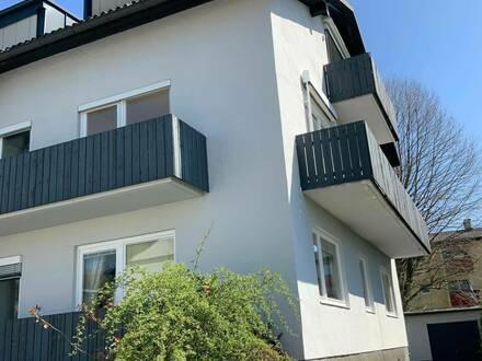 Salzburg Nonntal von Privat: Sehr helle 3.-Zi-Whg. mit Balkon und Garage