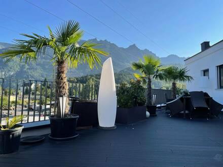 Hochwertige 3 Zimmer Wohnung mit 54 m² Terrasse -