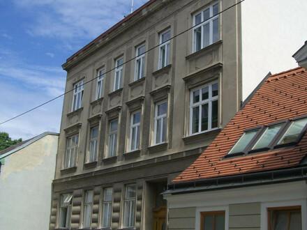 Mietwohnung: renovierte Altbauwohnung in ruhiger Cottage Lage, 5 min von U-4 Unter St. Veit,