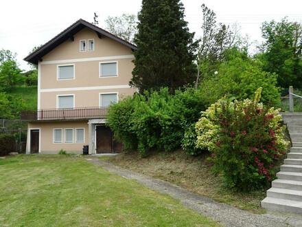 65 m² Wohnung in 2-Parteienhaus mit großem Garten zur Mitbenützung in Ranshofen