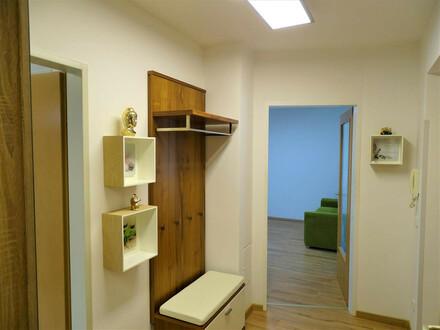 Barrierefreie, zentral gelegene Single- oder Pärchen / Wohnung mit Balkon in einer Ruhelage mit Grünflächen.