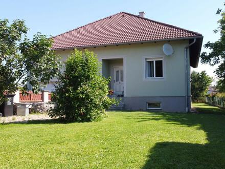 Einfamilienhaus in sonniger Lage im Bezirk Neusiedl am See