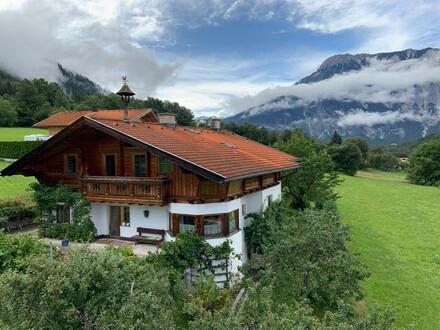 Haus im Grünen und toller Aussicht