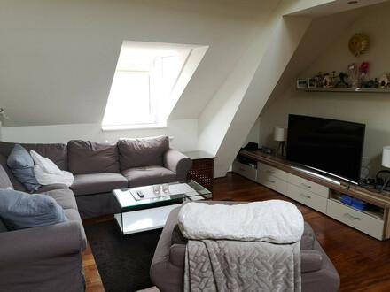 Wunderschöne Dachgeschosswohnung in Top Lage in Baden