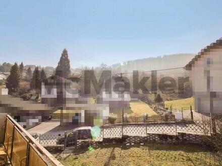 Helles Einfamilienhaus mit großem Potenzial auf Sonnengrundstück in den Höhen von Gablitz