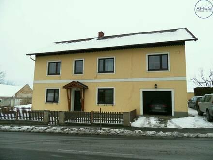 Einfamilienhaus mit großen Garten Nähe Zwettl