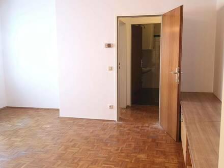 52 m² Wohnung im Stadtzentrum mit Gartenbenützung