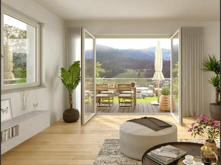 Moderne 4-Zimmerneubauwohnung in Achenkirch
