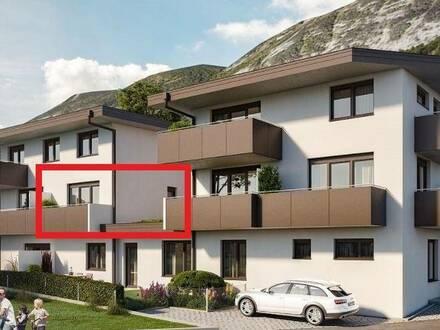 2-Zimmer-Balkon-Wohnung in Unterlangkampfen