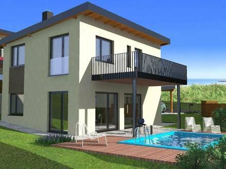 Projekt: Smaragd - Stilvolle Architekten-Einfamilienhäuser mit unvergleichbaren Highlights ....