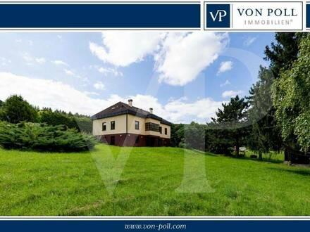 Architektenhaus mit Weitblick in Grün-Ruhelage