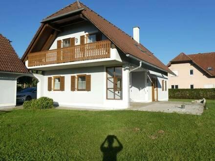 Gepflegtes Einfamilienhaus (5 Zimmer) inkl. Nebengebäude (Doppelgarage) im Herzen von Lieboch!