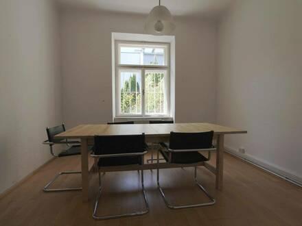 Büro-/Geschäfts-/Praxisräumlichkeiten in schönem Ceconi-Altbau im Andräviertel inkl. 2 Parkplätze