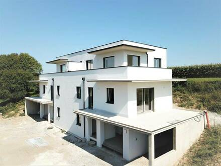 +++LUXUS IN DER SÜDSTEIERMARK +++ Exklusive Doppelhaushälfte mit drei Terrassen Nähe Leibnitz